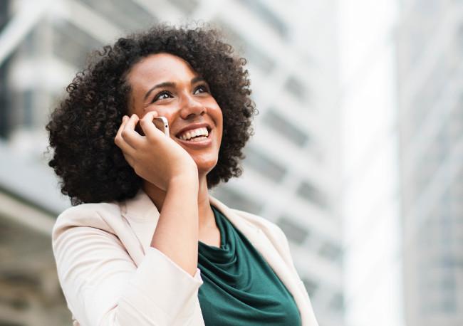 Fehler beim geschäftlichen Telefonieren