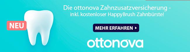 Ottonova Zahnzusatzversicherung