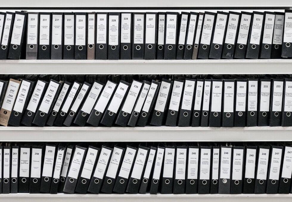 Besteht eine Pflicht zum Dokumentenmanagementsystem?
